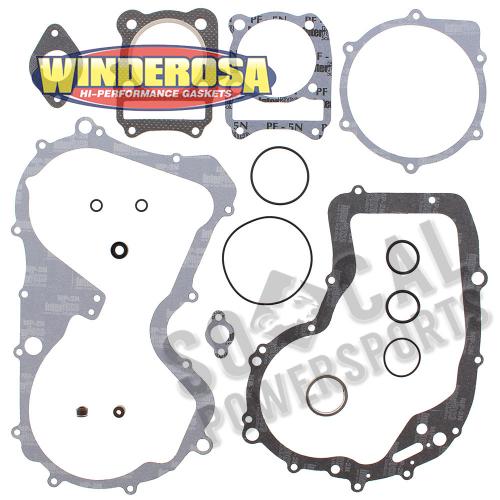 WINDEROSA - Winderosa Complete Engine Gasket Kit - 808832