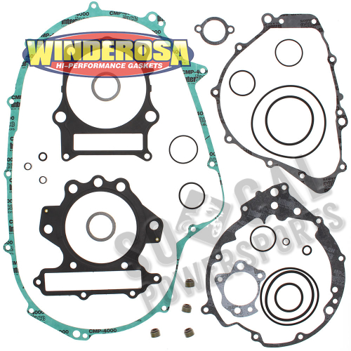 WINDEROSA - Winderosa Complete Engine Gasket Kit - 808833