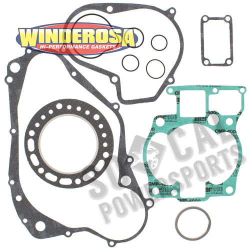 WINDEROSA - Winderosa Complete Engine Gasket Kit - 808835