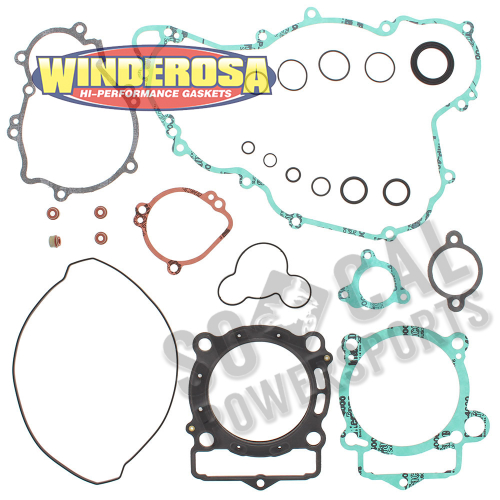 WINDEROSA - Winderosa Complete Engine Gasket Kit - 808839