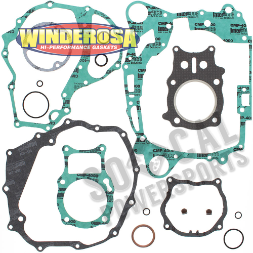 WINDEROSA - Winderosa Complete Engine Gasket Kit - 808841