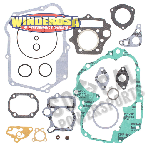 WINDEROSA - Winderosa Complete Engine Gasket Kit - 808842