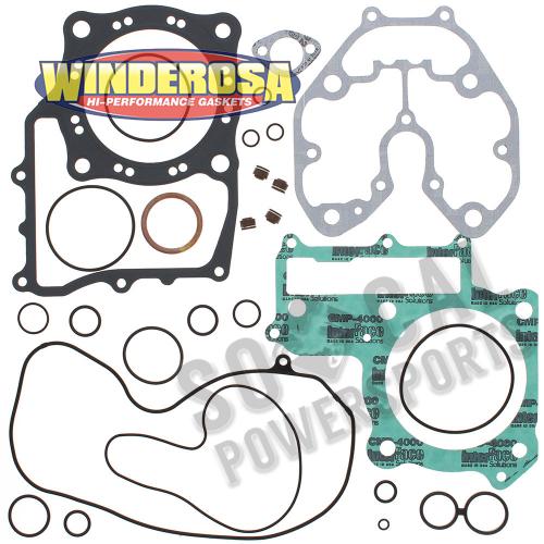 WINDEROSA - Winderosa Complete Engine Gasket Kit - 808843