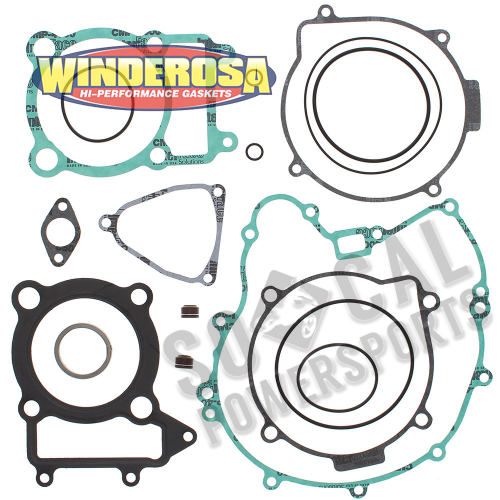 WINDEROSA - Winderosa Complete Engine Gasket Kit - 808845