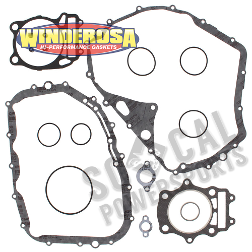 WINDEROSA - Winderosa Complete Engine Gasket Kit - 808846