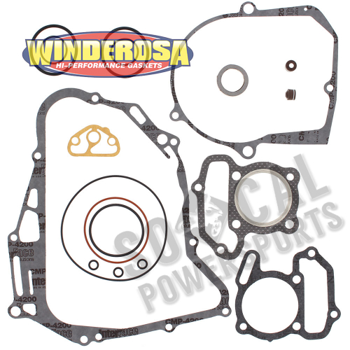 WINDEROSA - Winderosa Complete Engine Gasket Kit - 808851