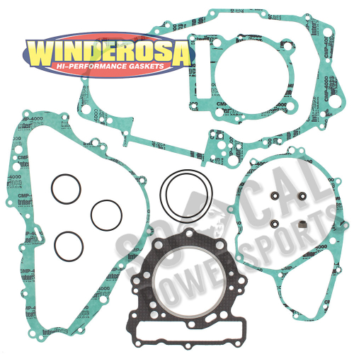 WINDEROSA - Winderosa Complete Engine Gasket Kit - 808853