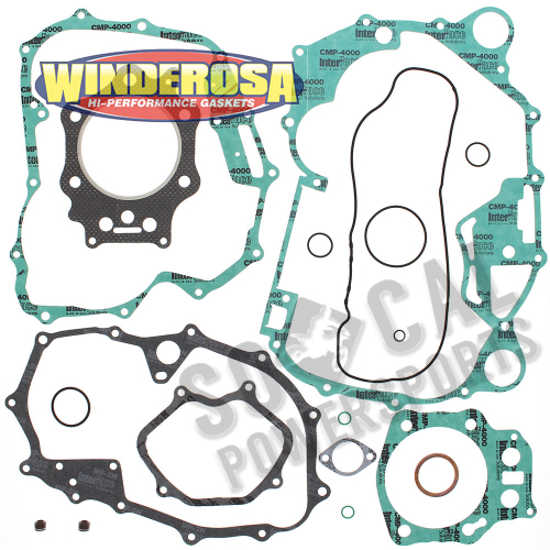 WINDEROSA - Winderosa Complete Engine Gasket Kit - 808858