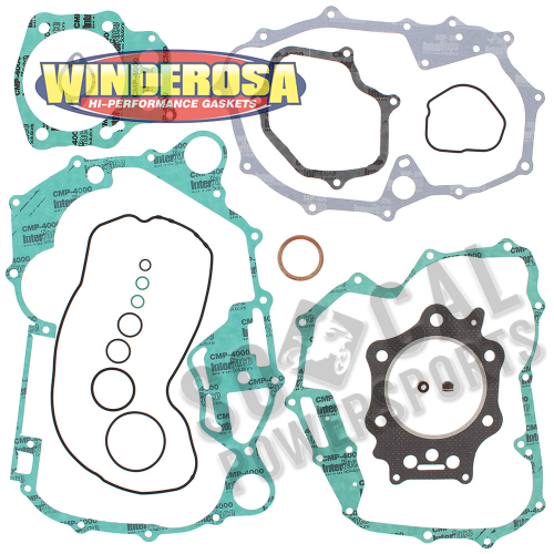 WINDEROSA - Winderosa Complete Engine Gasket Kit - 808859
