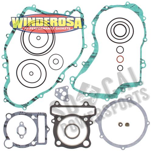 WINDEROSA - Winderosa Complete Engine Gasket Kit - 808861