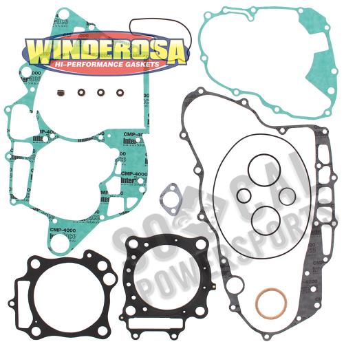 WINDEROSA - Winderosa Complete Engine Gasket Kit - 808868