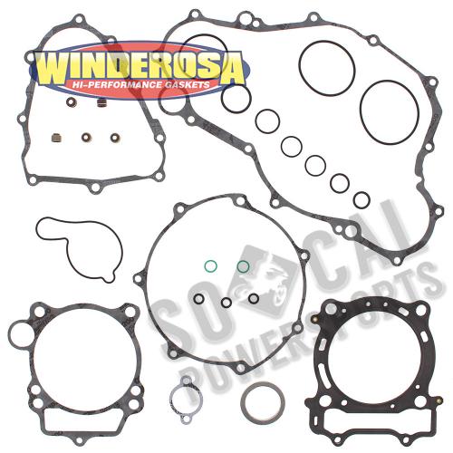 WINDEROSA - Winderosa Complete Engine Gasket Kit - 808869