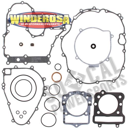 WINDEROSA - Winderosa Complete Engine Gasket Kit - 808872