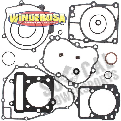 WINDEROSA - Winderosa Complete Engine Gasket Kit - 808873