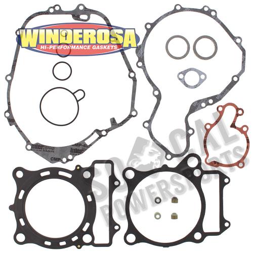 WINDEROSA - Winderosa Complete Engine Gasket Kit - 808876