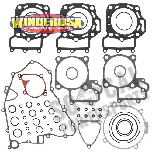 WINDEROSA - Winderosa Complete Engine Gasket Kit - 808881