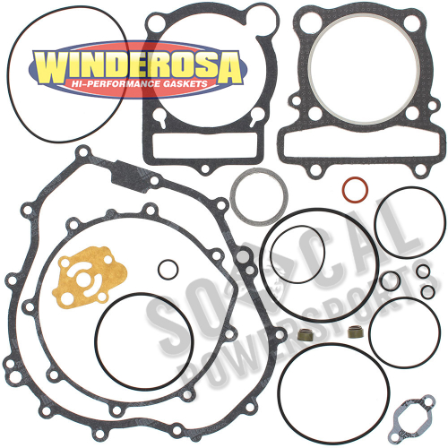 WINDEROSA - Winderosa Complete Engine Gasket Kit - 808882