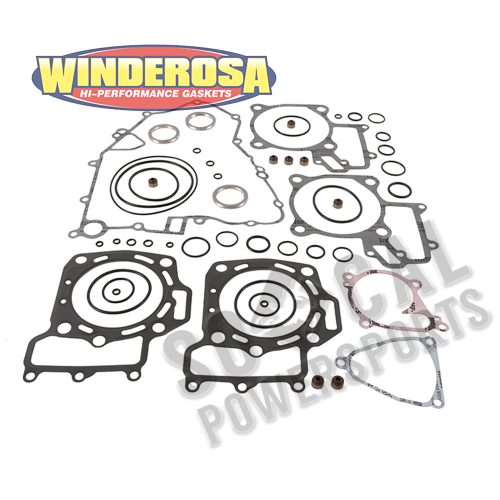 WINDEROSA - Winderosa Complete Engine Gasket Kit - 808883