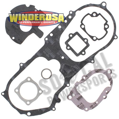 WINDEROSA - Winderosa Complete Engine Gasket Kit - 808887