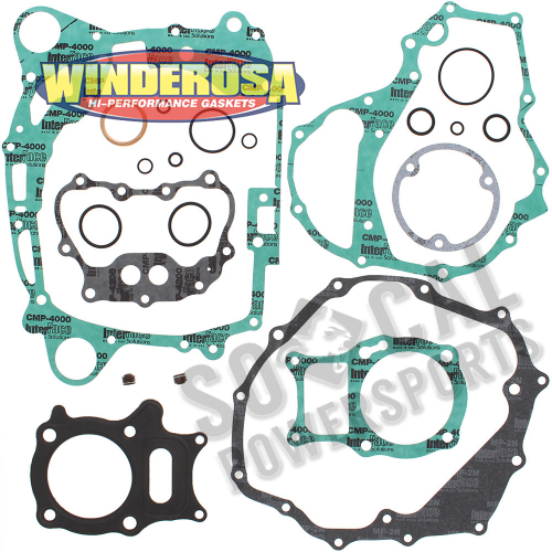 WINDEROSA - Winderosa Complete Engine Gasket Kit - 808888