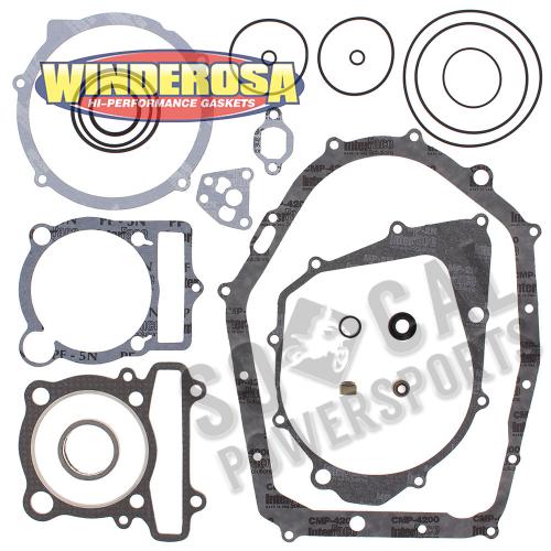 WINDEROSA - Winderosa Complete Engine Gasket Kit - 808898