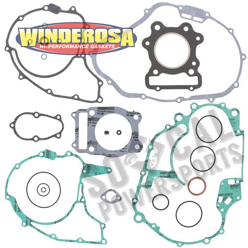 WINDEROSA - Winderosa Complete Engine Gasket Kit - 808900