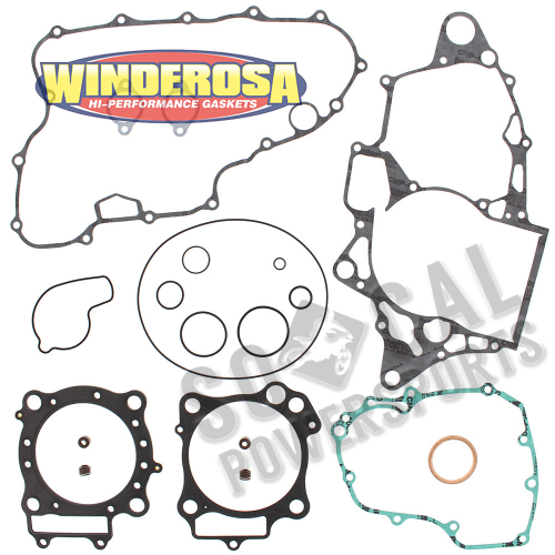 WINDEROSA - Winderosa Complete Engine Gasket Kit - 808904