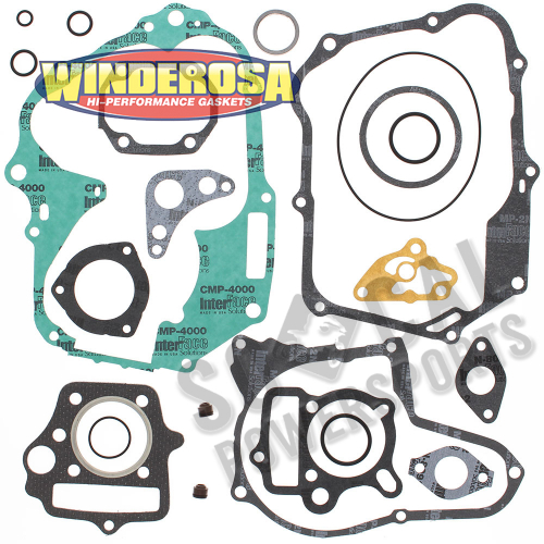 WINDEROSA - Winderosa Complete Engine Gasket Kit - 808906