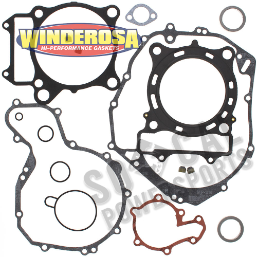 WINDEROSA - Winderosa Complete Engine Gasket Kit - 808907