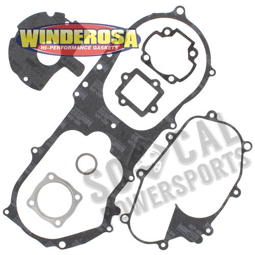 WINDEROSA - Winderosa Complete Engine Gasket Kit - 808908