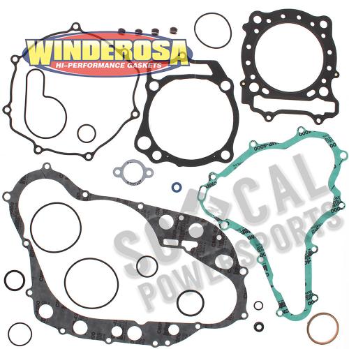 WINDEROSA - Winderosa Complete Engine Gasket Kit - 808916