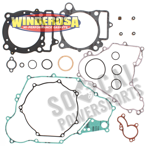 WINDEROSA - Winderosa Complete Engine Gasket Kit - 808920