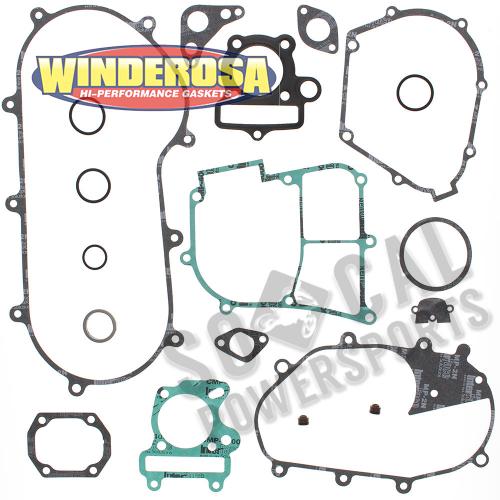 WINDEROSA - Winderosa Complete Engine Gasket Kit - 808926
