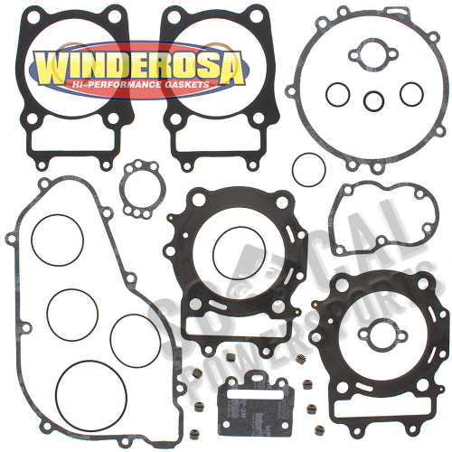 WINDEROSA - Winderosa Complete Engine Gasket Kit - 808929