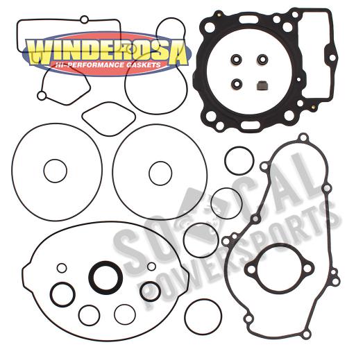 WINDEROSA - Winderosa Complete Engine Gasket Kit - 808931