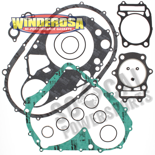 WINDEROSA - Winderosa Complete Engine Gasket Kit - 808932