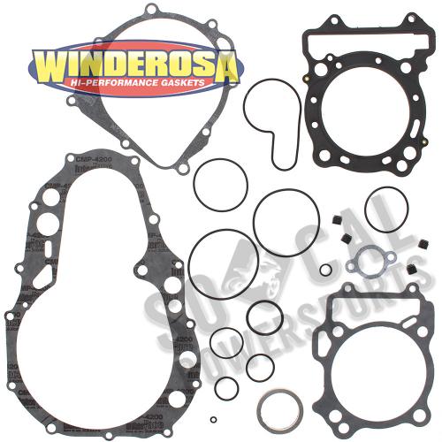 WINDEROSA - Winderosa Complete Engine Gasket Kit - 808933