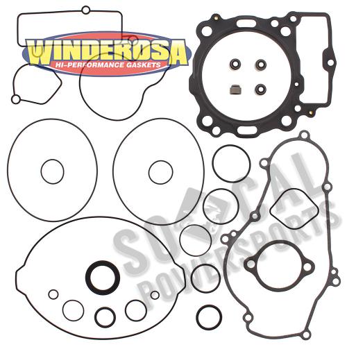 WINDEROSA - Winderosa Complete Engine Gasket Kit - 808942