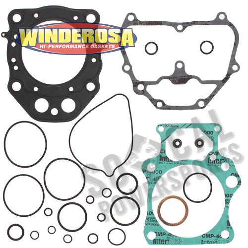 WINDEROSA - Winderosa Complete Engine Gasket Kit - 808943