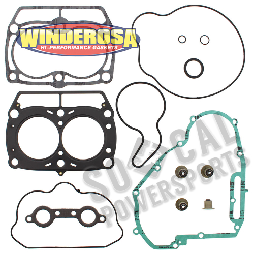 WINDEROSA - Winderosa Complete Engine Gasket Kit - 808945