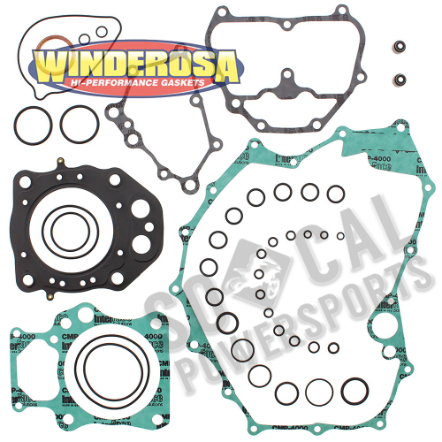 WINDEROSA - Winderosa Complete Engine Gasket Kit - 808947