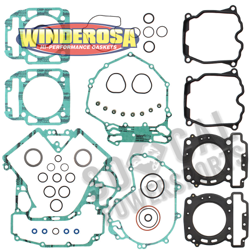 WINDEROSA - Winderosa Complete Engine Gasket Kit - 808954