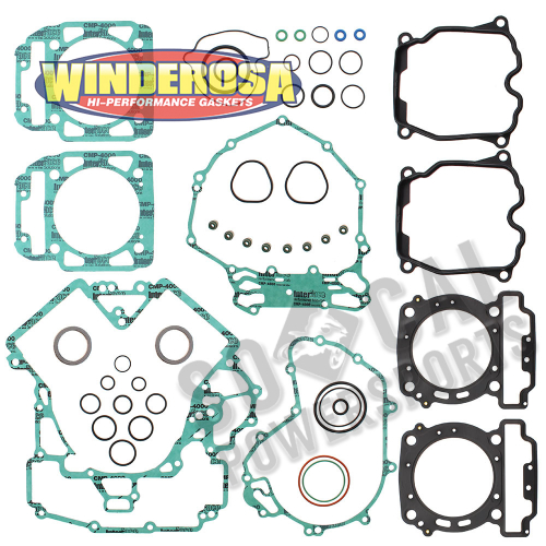 WINDEROSA - Winderosa Complete Engine Gasket Kit - 808957