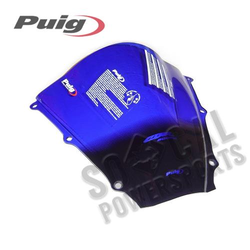 Puig - PUIG Racing Windscreen - Blue - 1332A