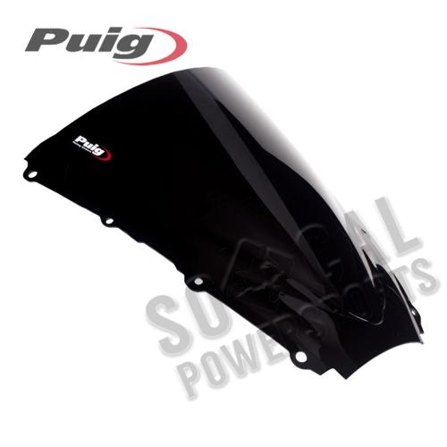 Puig - PUIG Racing Windscreen - Black - 4108N