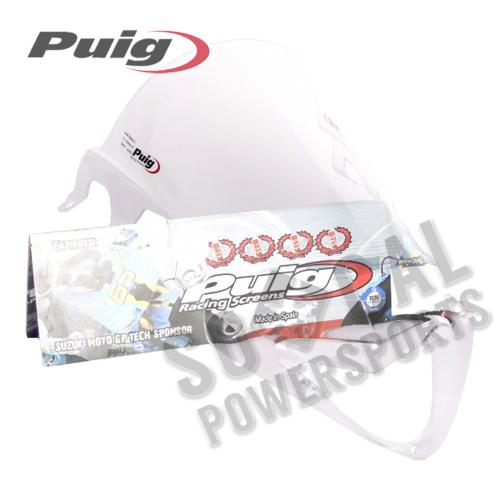 Puig - PUIG Z-Racing Windscreen - Clear - 5205W-2M