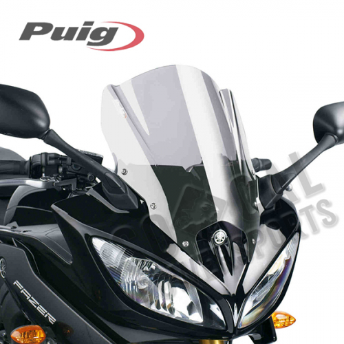 Puig - PUIG Z-Racing Windscreen - Smoke - 5572H