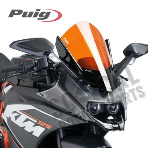Puig - PUIG Z-Racing Windscreen - Orange - 7004T